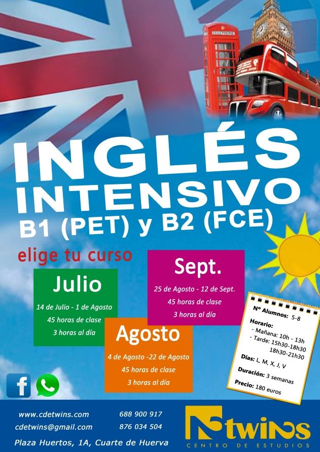 INGLES INTENSIVO