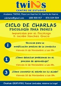 CARTEL JACOBO CHARLAS