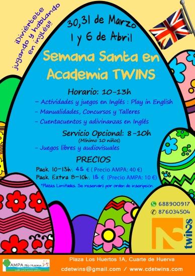 TWINS Semana Santa