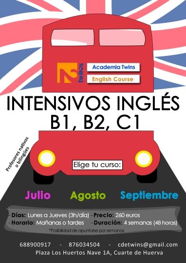 Ingles Intensivo 2016