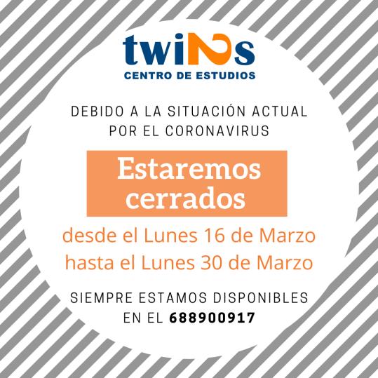 coronavirus twins gris